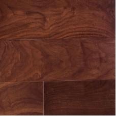 Массивная доска Amigo Орех Американский Арабика (400-1600)х120х18 мм (ABCD/70% Селект)