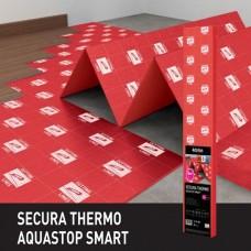 Подложка Arbiton Secura Thermo Aquastop из экструдированного пенополистирола/полиэтилен