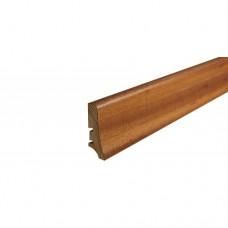 Плинтус шпонированный Bаrlinek P20 Сапеле 20 х 58 мм