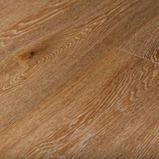 Паркетная доска Baum Дуб Копчёный белый 02 коллекция Premium