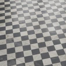 Кераминовый пол Classen Raute schwarz - East Side Foyer коллекция Neo 2.0 Prime 42243