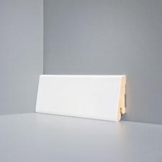 Плинтус Deartio Белый МДФ коллекция Белый и цветной U 101-60