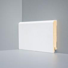 Плинтус Deartio Белый МДФ коллекция Белый и цветной U 102-100