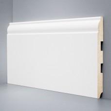 Плинтус Deartio Белый МДФ коллекция Белый и цветной U 104-150