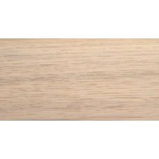 Плинтус деревянный DL Profiles Р3 Дуб Жемчуг 75мм 2.4м