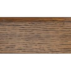 Плинтус деревянный DL Profiles G12 Дуб Королевский 60мм 2.4м