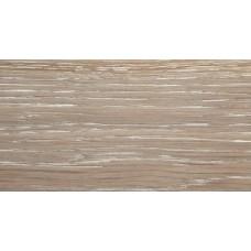 Плинтус деревянный DL Profiles 002 Дуб Латте 75мм 2.4м