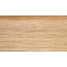 Плинтус деревянный DL Profiles 005 Дуб Селект Браш 75мм 2.4м