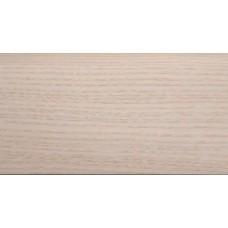 Плинтус деревянный DL Profiles Р11 Ясень Арктик 75мм 2.4м