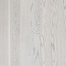 Паркетная доска Focus Floor Дуб Этесиан белый матовый коллекция Prestige