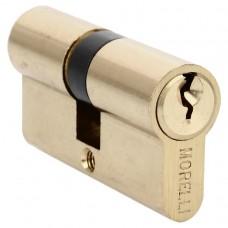Ключевой цилиндр ключ/ключ 70 мм Morelli 70C PG