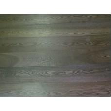Паркетная доска Goodwin Ясень Аквитания брашированный (ABC) коллекция Однополосная