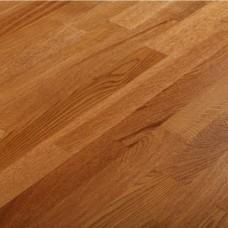 Паркетная доска GreenLine Дуб Карамель 6 коллекция Effect 3-полосная