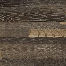 Паркетная доска Haro Дуб африканский Тундра выбеленный структурированный брашированный 527341 коллекция 3-полосная 4000 Series Top connect