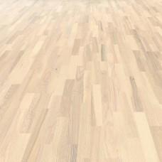 Паркетная доска Haro Ясень Белый Песочный коллекция 3-полосная 4000 Series Top connect 535420