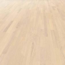 Паркетная доска Haro Дуб Белый Песочный коллекция 3-полосная 4000 Series Top connect 535414