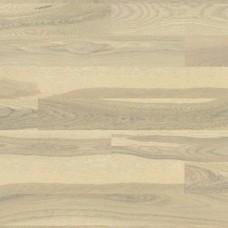 Паркетная доска Karelia коллекция Однополосная Ясень кантри vanilla matt 138 мм