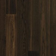 Паркетная доска Karelia Oak story light smoked roastery brown 5g коллекция Urban soul 2000 x 188 мм