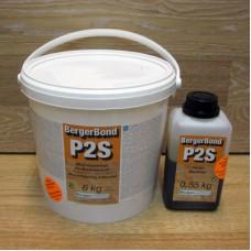 Двухкомпонентный полиуретановый клей Berger Bond P2S (Германия) 6кг