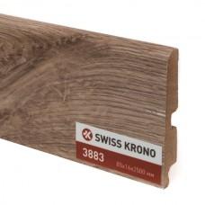 Плинтус Kronopol P85 Piano Oak коллекция Sound Aurum 3883