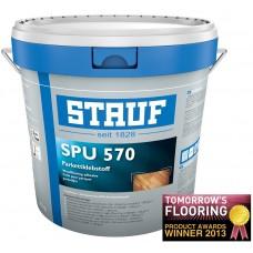 Гибридный паркетный полиуретановый клей Stauf SPU-570 18 кг