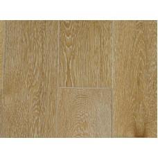 Массивная доска Magestik Floor Дуб беленый брашированный (400-1800) х 150 х 18 мм коллекция Classic