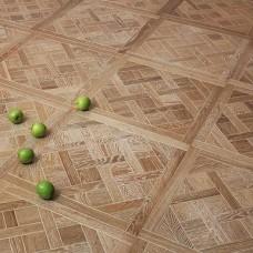 Модульный паркет Marco Ferutti коллекция Versailles Дуб беленый браш