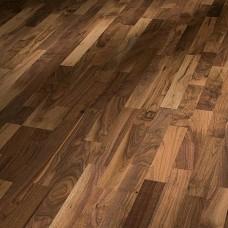 Штучный паркет MGK Floor Орех Американский Селект без покрытия 350 х 70 х 22 мм