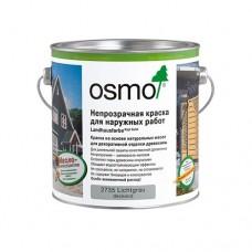 Непрозрачная краска OSMO 2101 Landhausfarbe 0,75 л