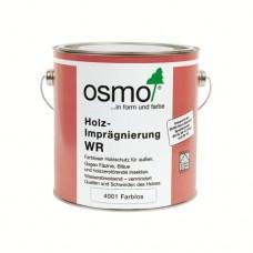Антисептик OSMO 4001 для древесины Holz-Impragnierung WR Бесцветный 0,75 л