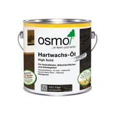 Масло OSMO 3091 с твердым воском ЭФФЕКТ МЕТАЛЛИК Hartwachs-Ol EFFEKT SILBER / GOLD 0,75 л