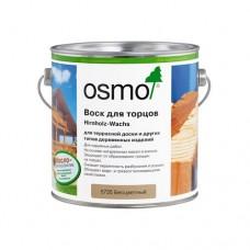Воск OSMO 5735 для торцов Hirnholz-Wachs бесцветный для наружных работ 0,375л