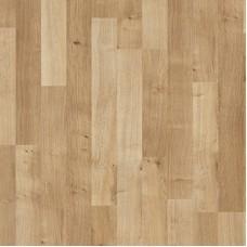 Ламинат Pergo Дуб Цельный трехполосный L0101-01790 коллекция Classic Plank Class 34