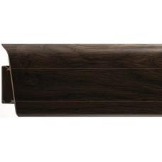 Плинтус из ПВХ Royal Дуб графский 206 - 2500 x 76 x 23 мм