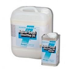 Двухкомпонентный полиуретановый водный лак Aqua-Seal SmartTop 2K 6 л