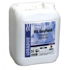 Однокомпонентный полиуретан-акрилатный лак 1 л. на водной основе Lobadur WS Easy Finish (Германия) полуматовый/матовый