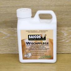 Чистящий концентрат для влажной уборки паркета Saicos Wischpflege (Германия) 8101 1 л