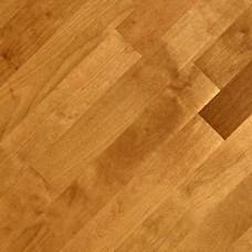 Паркетная доска Polarwood Береза золотая коллекция Classic 3-полосная