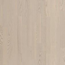 Паркетная доска Polarwood Ясень Рикотта коллекция Classic 3-полосная 3031318164095124 замок 2G / 5G 2266 x 188 мм