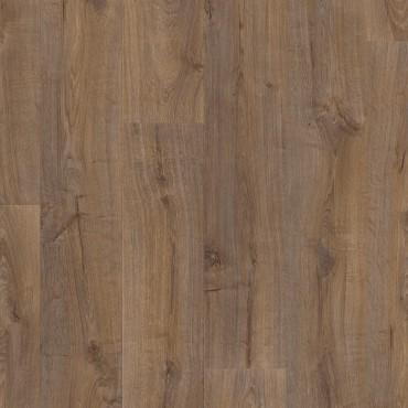 Ламинат Quick-Step Доска дуба натур темная коллекция Largo LPU1664