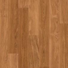 Ламинат Quick-Step Темный лакированный дуб коллекция Perspective UF918