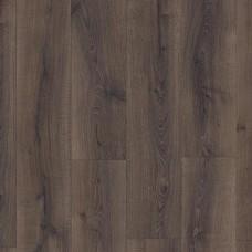 Ламинат Quick-Step Дуб пустынный брашированный темно-коричневый Desert Oak Brushed Dark Brown коллекция Majestic MJ3553