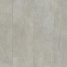 Плитка ПВХ Quick-Step Бетон тёплый серый коллекция Ambient Glue AMGP40050