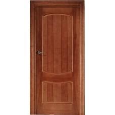 Межкомнатная дверь Свобода 750 Итальянский орех 12.01 полотно глухое (2000х900) коллекция Valdo