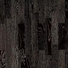 Паркетная доска Tarkett Дуб Блэк о Уайт коллекция Salsa Art Vision браш 14х194х2283
