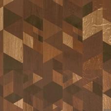 Паркетная доска Tarkett Дуб Огненный коллекция Rumba браш планк 14х120х1200