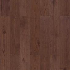 Паркетная доска Tarkett Дуб Барон Темный браш 1200 х 164 мм коллекция Step XL L 550184029