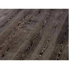 Паркетная доска Timberwise коллекция Трехполосная Дуб классик Черно-белый брашированный