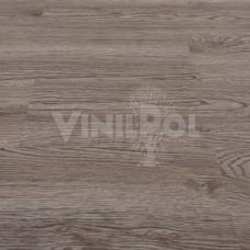 Плитка ПВХ VinilPol ДУБ ЗАКАРПАТСКИЙ F1-1 407-6 Гибрид с механическим клик замком F1-1