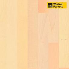 Паркетная доска Weitzer Parkett Bergahorn Клен горный select 15151 ProStrong Langriemen-Optik WP 4100
